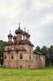 Church of the Holy Trinity, Veliky Novgorod Royalty Free Stock Photography