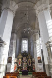 Church of the Holy Trinity in Vilnius Stock Photography