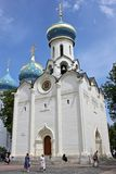 Church in honor of the Descent of the Holy Spirit in Trinity Ser Stock Images
