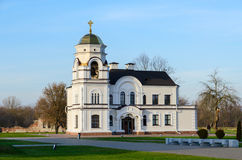 Church House beginning of the XX century, Brest, Belarus Royalty Free Stock Photography