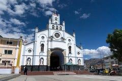 Church in Huaraz Royalty Free Stock Image