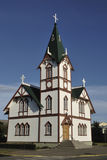 Church in Iceland. Stock Images