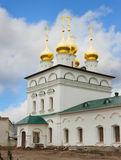 The Church Of The Icon Of Mother Of God Of The Sign. Bor Stock Photos