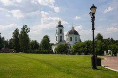 Church of Icon of Our Lady Life-giving Spring in Tsaritsyno Stock Photos