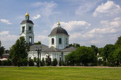 Church of Icon of Our Lady Life-giving Spring in Tsaritsyno Stock Image