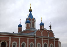 Church of the Icon of the Theotokos Stock Photo