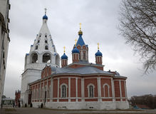 Church of the Icon of the Theotokos Stock Images