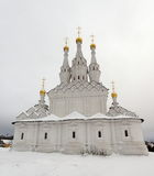 Church of Icon of the Virgin. Vyazma. Russia. Royalty Free Stock Photos
