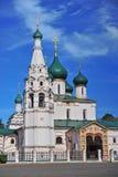 Church of Ilia prorok Royalty Free Stock Images