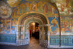 The church of Iliay the Prophet. Yaroslavl. Russia Royalty Free Stock Photography