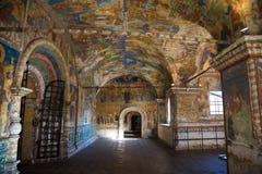 The church of Iliay the Prophet. Yaroslavl. Russia Stock Photo