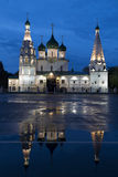 The church of Iliay the Prophet. Yaroslavl. Russia Stock Photography