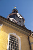 Church of Ilmenau. In Germany Stock Image