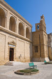 Church of Immacolata. Manduria. Puglia. Italy. Royalty Free Stock Photos