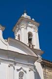 Church of Immacolata. Minervino Murge. Puglia. Italy. Stock Image