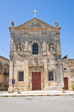 Church of Immaculate Conception. Martano. Puglia. Italy. Stock Images