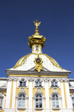 Church of the Imperial Palace in Peterhof Stock Photos