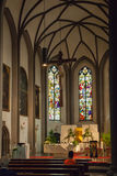 Church in Imst Royalty Free Stock Image