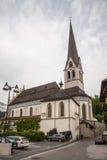 Church in Imst Stock Image