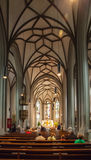 Church in Imst Royalty Free Stock Photography