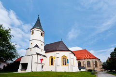 Church In Altotting Stock Photography