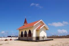Free Church In Aruba Stock Photo - 41093100