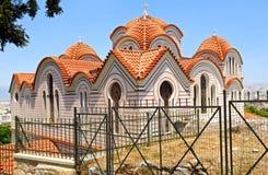 Church In Athens Stock Photos
