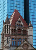 Church In Boston Stock Photo