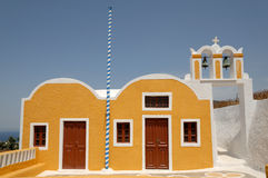 Free Church In Greece Royalty Free Stock Image - 5716906