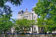 Free Church In Montreal Royalty Free Stock Image - 50962976