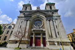 Free Church In Montreal Royalty Free Stock Images - 50972249