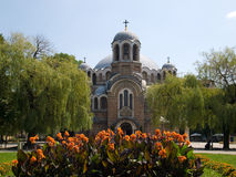 Church In Sofia Royalty Free Stock Images