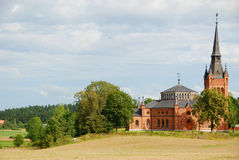 Free Church In Sweden Stock Photos - 8331673