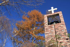 Free Church In The Forest Of Kiyosato Stock Images - 82888484