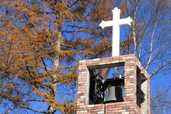 Free Church In The Forest Of Kiyosato Stock Photography - 82889052