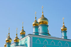 Free Church  In Uralsk City Royalty Free Stock Photo - 22780025