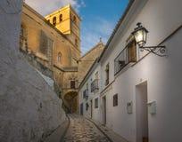 Church of the Incarnation Alhama de Granada, Spain Royalty Free Stock Photo