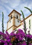 Church of the Incarnation in Grazalema, Cadiz province, Spain Stock Photo