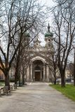 Church in Innsbruck, Austria Stock Photography