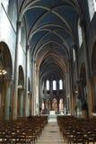 Church inside Royalty Free Stock Photo