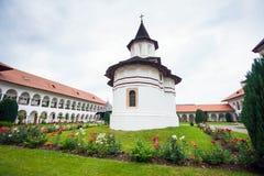 Church inside Sambata de Sus Monastery in Transylvania Royalty Free Stock Photo