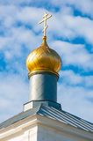 Church of the Intercession the Blessed Virgin Royalty Free Stock Photos