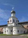 Church of the Intercession of the Blessed Virgin Mary Stock Image