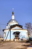 The Church of the Intercession of the blessed virgin Mary (Pokrovskaya). Royalty Free Stock Photos