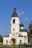Church of Intercession the Holy Virgin Royalty Free Stock Photo