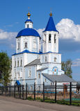 Church of the Intercession in Tambov, Russia Stock Photography