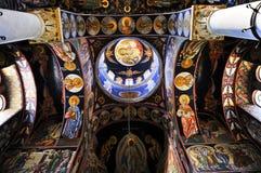 Church interior Stock Images