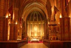 Church interior Stock Image
