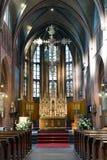 Church interior Royalty Free Stock Photography