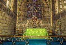 Church Interior Stock Photography